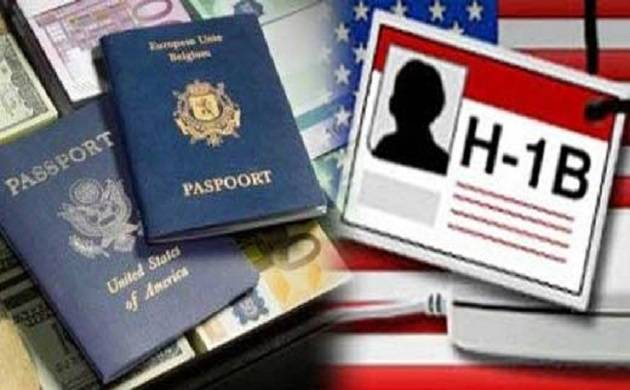 The H-1B work visa is very popular among Indian professionals working in the IT sector