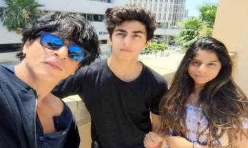 Shahrukh Khan shares emotional message for kids on father's death anniversary