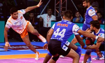 Pro-Kabaddi League 2017: Puneri Paltan beat Haryana Steelers 37-25