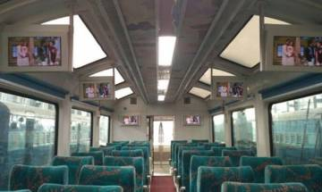 'Vistadome' train offering panoramic view introduced on Mumbai-Goa route