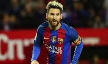 La Liga: Lionel Messi scores four goals in Barcelona's 6-1 routing of Eibar