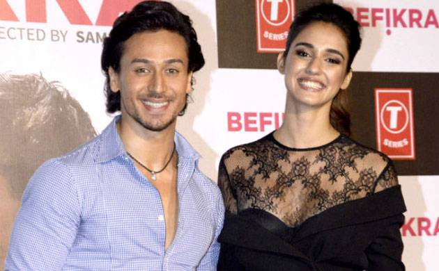 Baaghi 2: Tiger Shroff, Disha Patani kickstart shoot, share pic from set