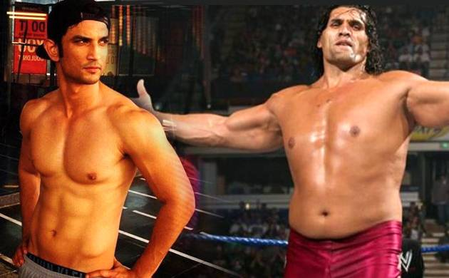 Sushant will soon be seen essaying the role of The Great Khali (Agency)