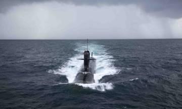 Indigenous Scorpene submarine, Kalvari, delivered to Indian Navy