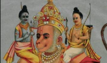 Hanuman: An amalgamation of purity, strength and devotion