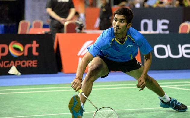 File Photo - Kidambi Srikanth