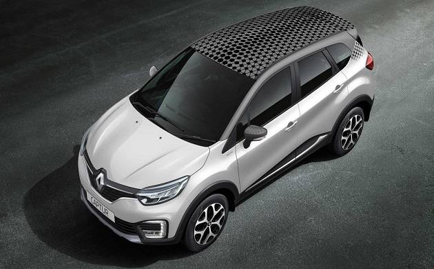 Captur is the first car in India which is based on BO platform