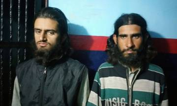 J&K Police arrests 2 terrorists responsible for SSB jawan's death in Banihal attack