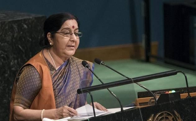 'Look who is talking', Sushma Swaraj ridicules Pakistan at UNGA