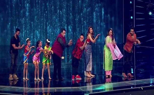 Apart from Shilpa, choreographer Geeta Kapur and filmmaker Anurag Basu are the judges of Super Dancer (Agency)