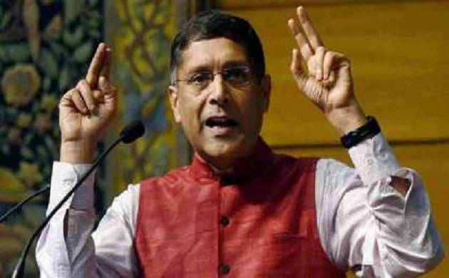Arvind Subramanian to get extension as Chief Economic Advisor for one year, says Arun Jaitley .(PTI)