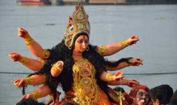 West Bengal: Durga Puja organisers need to procure NoC from police for idol immersion on Muharram