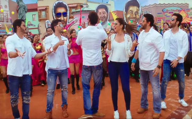 'Golmaal Again' title track is out