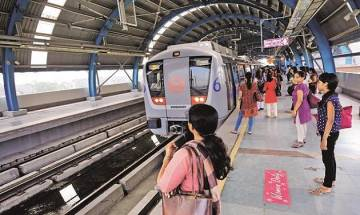 Delhi govt issues notice asking DMRC to prohibit passengers from carrying matchboxes and lighters in metro