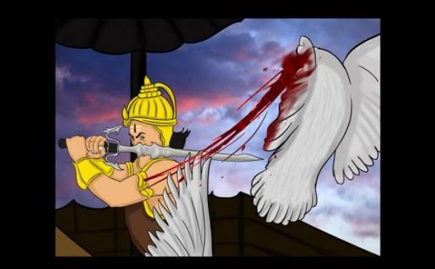 Jatayu: An epitome of sacrifice in epic 'Ramayana'