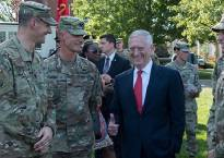 US Defence Secretary Jim Mattis reaches India, talks likely on new defence projects