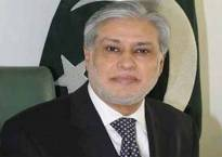 Pakistan FM Ishaq Dar appears before court in relation to Panama paper scandal