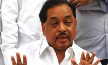 Narayan Rane may join BJP after meeting Amit Shah today