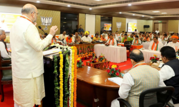 BJP to discuss job creation, poll strategy on second day of national executive meet