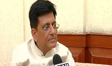 Railway Minister Piyush Goyal rebuts Yashwant, claims India is world's fastest growing economy