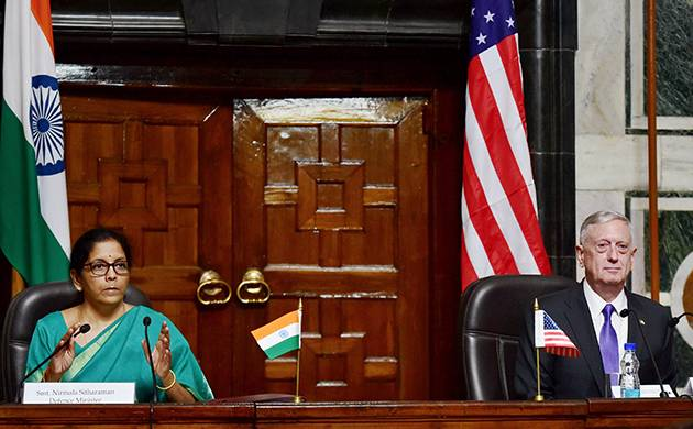 No troop contribution in Afghanistan: Sitharaman to US counterpart (Source: PTI)