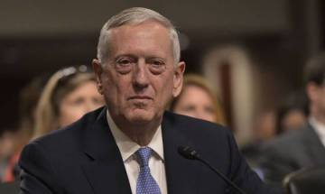 US Defence Secretary Jim Mattis was target of rocket attack, claims Taliban