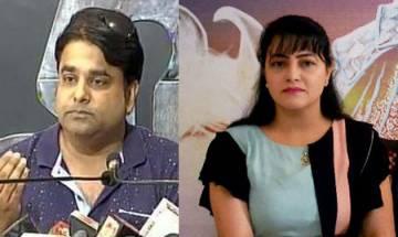 Honeypreet Insan's former husband Vishwas Gupta alleges threat to life