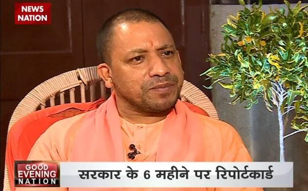 Adityanath on NN: Making anthem mandatory in Madrassas was not wrong