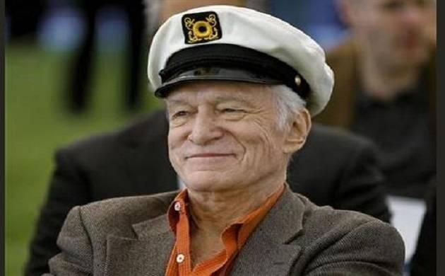 Hugh M Hufner, founder of Playboy magazine dies at 91. (ANI)