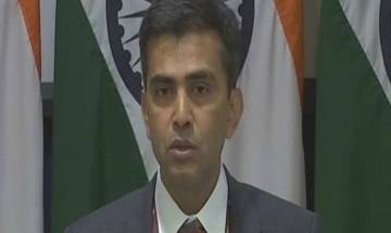 Rohingya issue: MEA says India is focusing on providing humanitarian assistance to Bangladesh