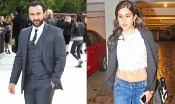 Kedarnath: Saif Ali Khan WORRIED about daughter Sara's Bollywood debut; here's why