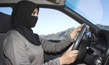 Saudi Arabia: Man arrested for threatening to 'burn female drivers'