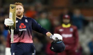 Jonny Bairstow's blistering ton powers England to win in 5th ODI, seal series 4-0