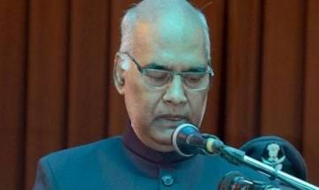 President Ram Nath Kovind appoints governor of five states; Satya Pal Malik to take charge of Bihar