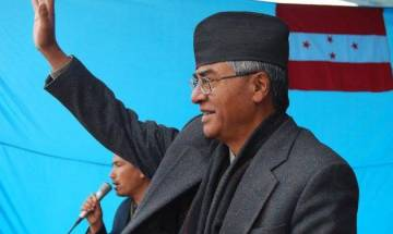 Nepal President, Prime Minister extend Dashain greetings to citizens