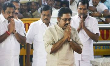 Tamil Nadu: Dhinakaran booked for sedition for distributing pamphlets containing derogatory remarks against PM, CM