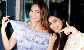 Sonakshi Sinha joins cast of Diana Penty's Happy Bhag Jayegi sequel, says she is thrilled