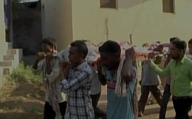 Ahmedabad: Upper caset men lynch Dalit for attending garba event (ANI IMage)