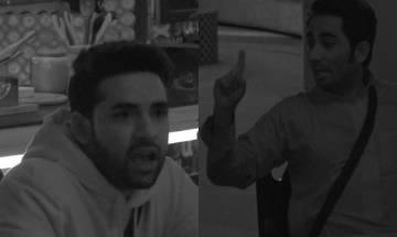 Bigg Boss 11: Commoners Zubair Khan-Puneesh Sharma get into ugly fight on Salman Khan's show (watch video)