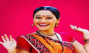 Disha Vakani aka Dayaben from Taarak Mehta Ka Ooltah Chashmah shows off mommy glow at baby shower
