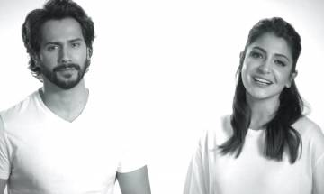 Watch: Varun Dhawan, Anushka Sharma's tribute to Mahatma Gandhi in 'Sui Dhaaga' video