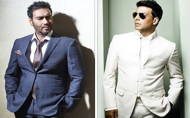 The Great Indian Laughter Challenge: Ajay Devgn to promote 'Golmaal Again' on Akshay Kumar's show