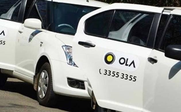 Ola Cab - File Photo