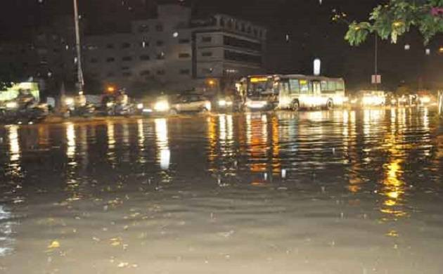 Heavy rainfall lashes Hyderabad; three dead (Representational Image)