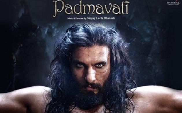 Padmavati: Ranveer Singh reveals his first look as Sultan Alauddin Khilji