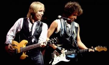 Legendary singer Bob Dylan pays tribute to Tom Petty