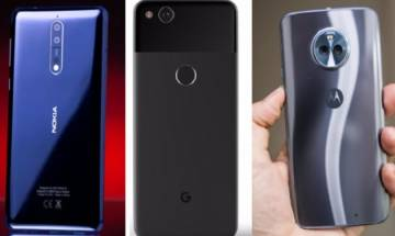 Top 5 smartphones expected to launch in India ahead of Diwali
