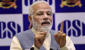 PM Modi vows to reverse slowdown, says transparent governance is being realised