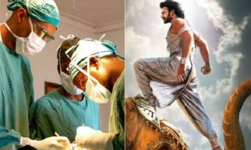 She watched 'Bahubali 2' while doctors performed her brain surgery