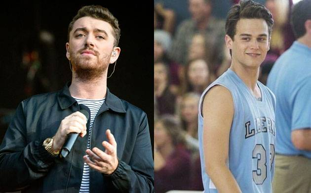 IT'S OFFICIAL! Sam Smith is dating Brandon Flynn